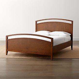 Arch Tea Queen Bed