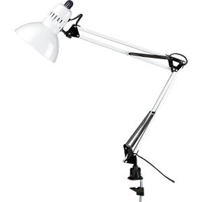 Architect White Lamp