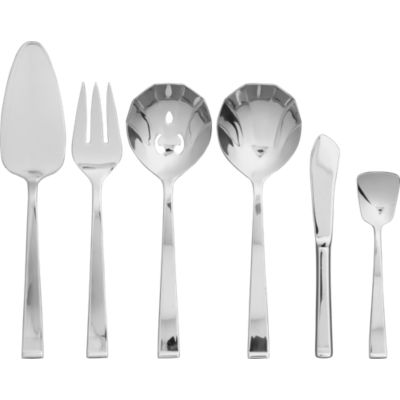 Arctic 6-Piece Serving Set