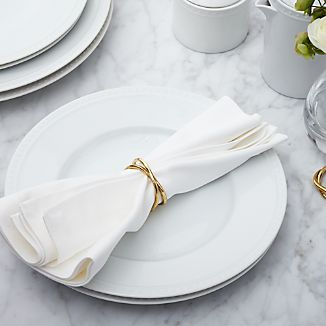 Aria Gold Napkin Ring