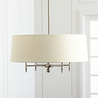 Arlington Nickel Chandelier