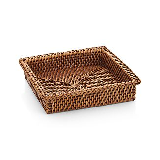 Artesia Rattan Napkin Holder