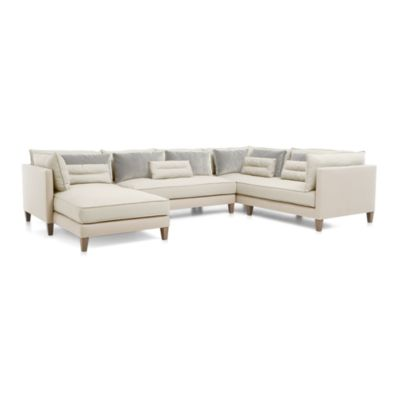 Asana 3-Piece Sectional Sofa