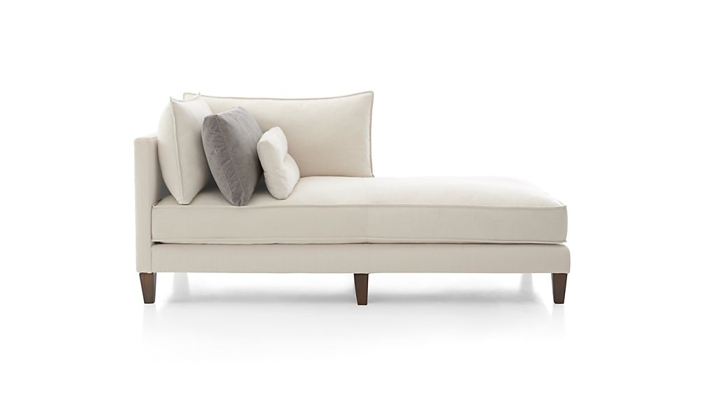 Asana Right Arm Chaise Lounge