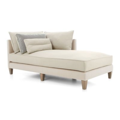 Asana Right Arm Sectional Chaise