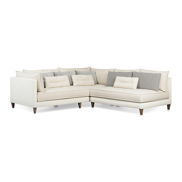 Asana 2-Piece Sectional Sofa