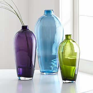 Ashby Glass Vases