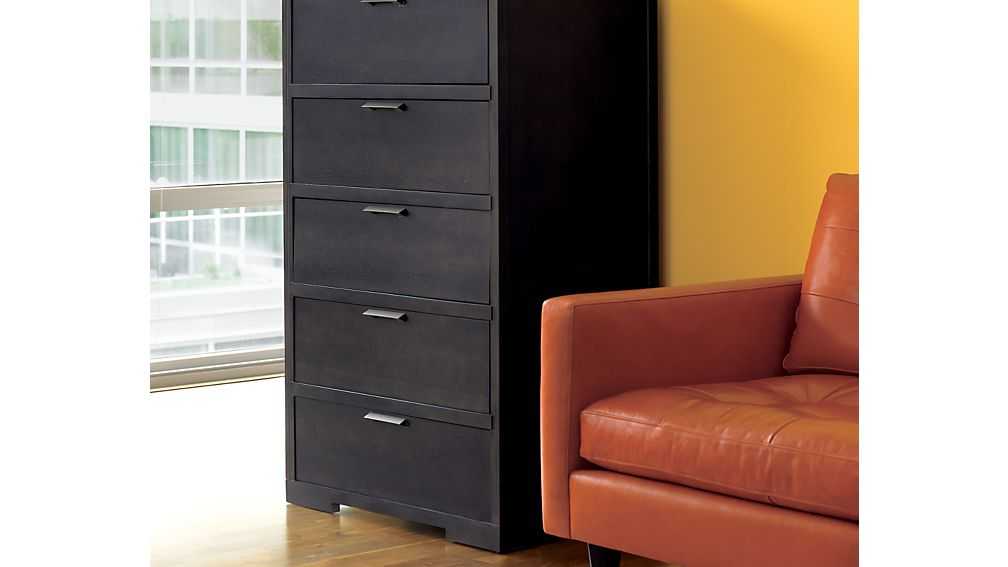 Asher 5-Drawer Chest