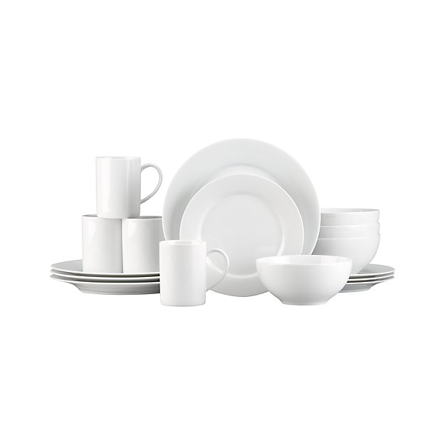Aspen 16-Piece Dinnerware Set