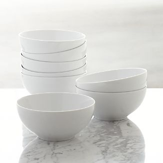 Set of 8 Aspen Bowls
