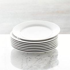 Set of 8 Aspen Salad Plates