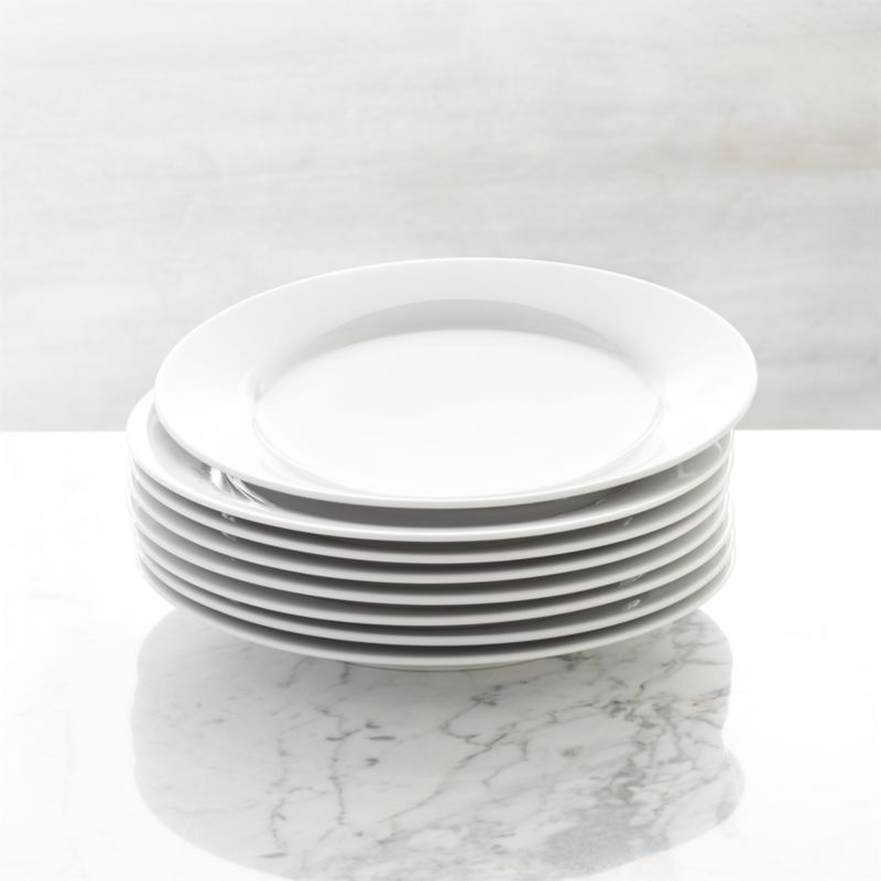 Set of 8 Aspen Salad Plates
