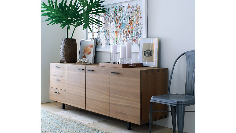 Aspen Sideboard Crate And Barrel