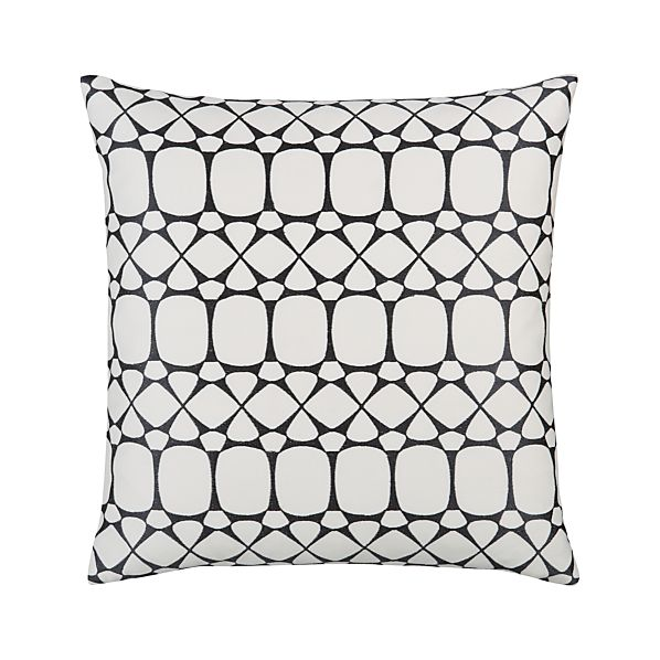 "Aston Grid 18"" Pillow"