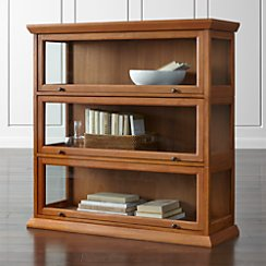 Atticus 3-Piece Barrister Bookcase