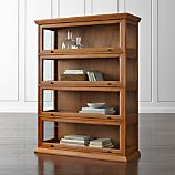 Atticus 4-Piece Barrister Bookcase