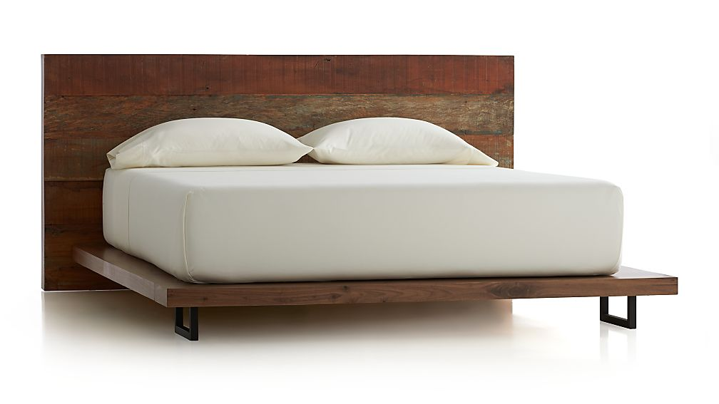 Atwood Bed without Bookcase Bed