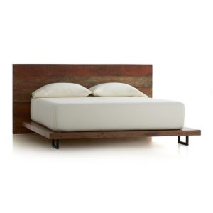 Contemporary bedroom furniture contemporary br furniture - Crate barrel bedroom furniture ...