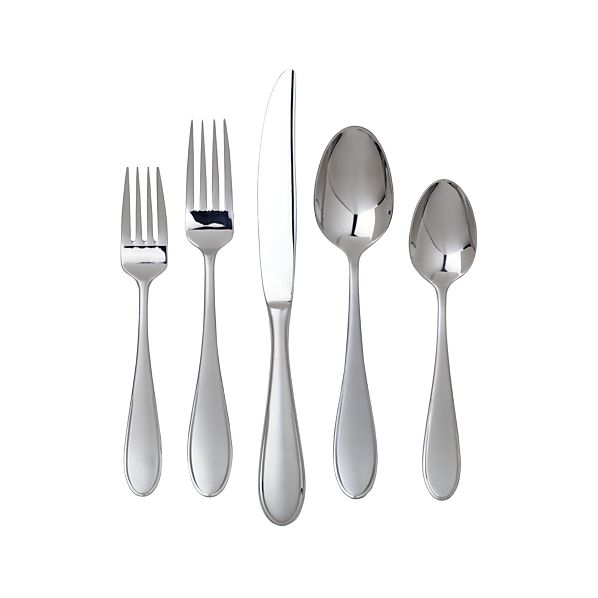 Austen 20-Piece Flatware Set