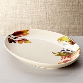 Autumn Foliage Platter