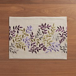 Aveline Lilac Placemat