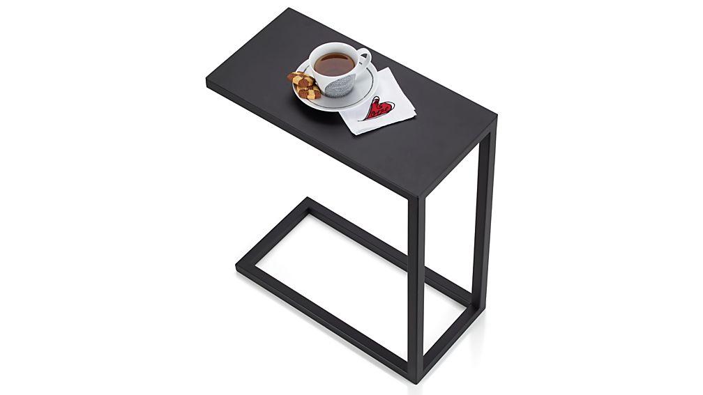 Avenue Black C Table