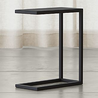 End Tables Amp Accent Tables Crate And Barrel