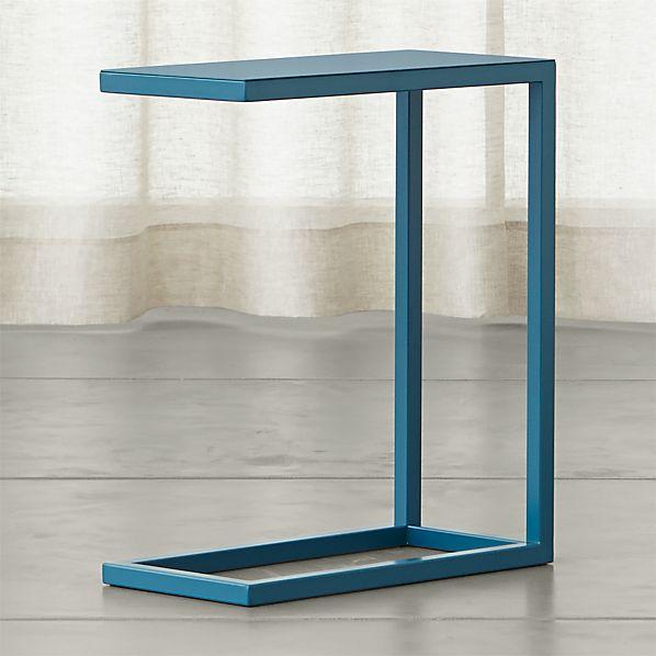 Avenue Teal C Table