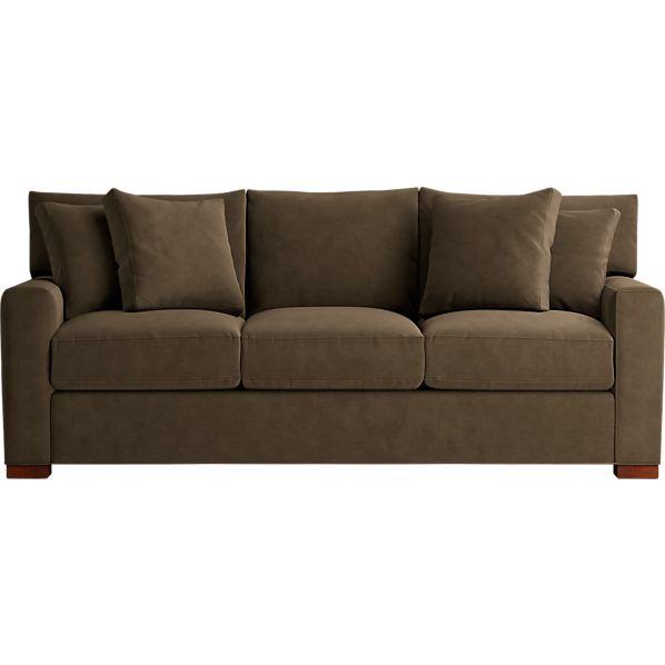 Axis 3-Seat Queen Sleeper Sofa