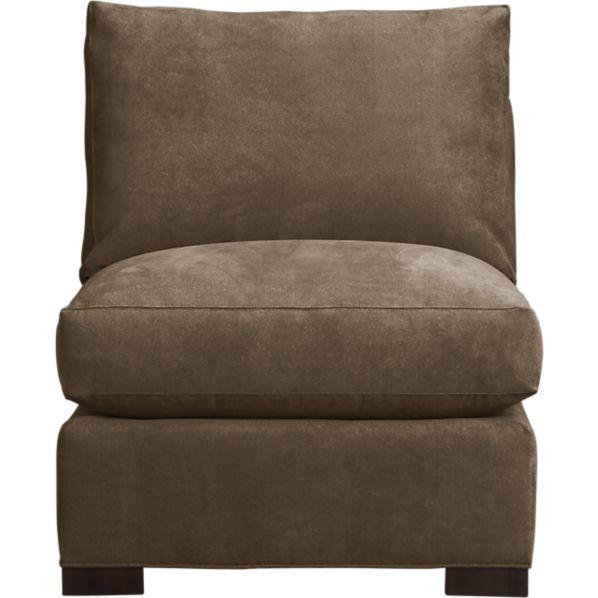 Axis Armless Sectional Chair