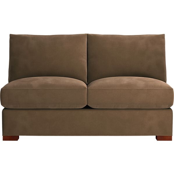 Axis Armless Sectional Full Sleeper