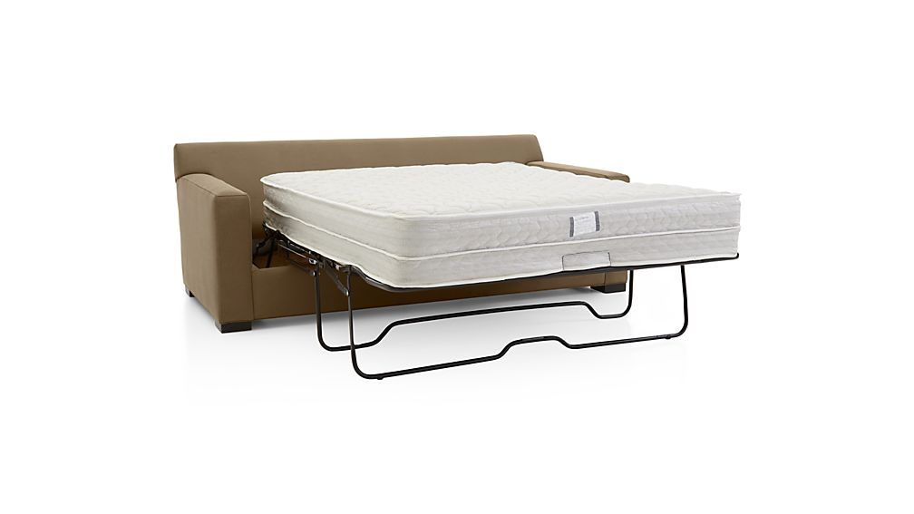 Axis II 3-Seat Queen Sleeper with Air Mattress