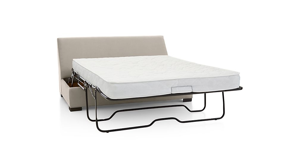 Axis II Armless Full Sleeper Sofa