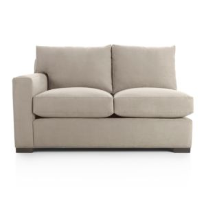 Axis II Left Arm Sectional Full Sleeper Sofa