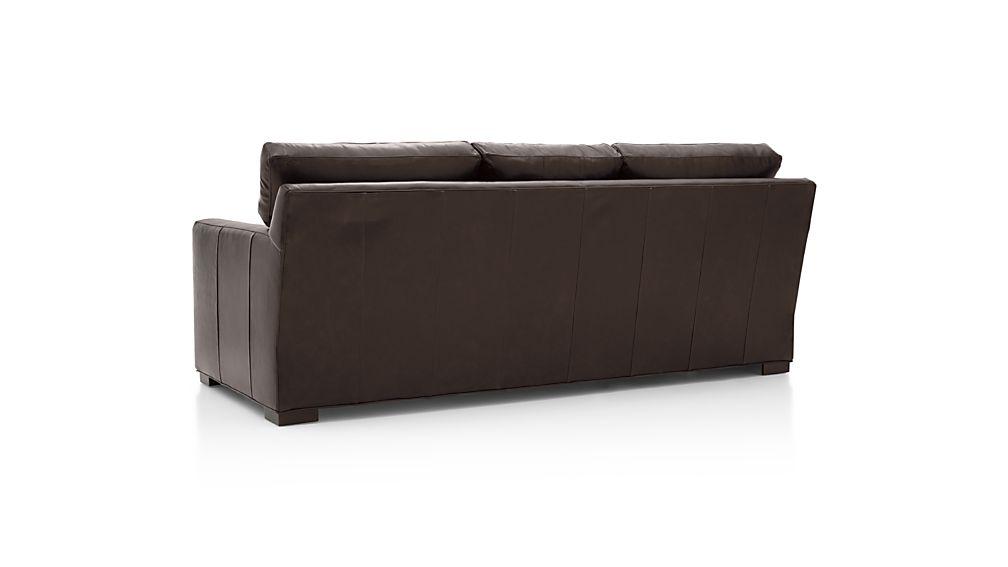 Axis II Leather 3-Seat Sofa