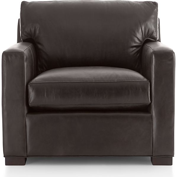 "Axis II Leather 40"" Chair"