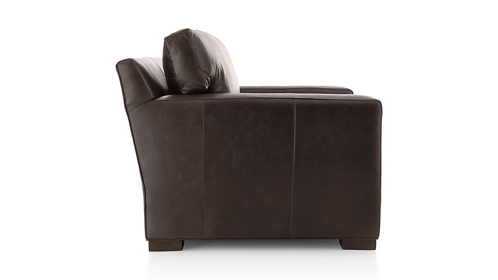"""Axis II Leather 40"""" Chair"""