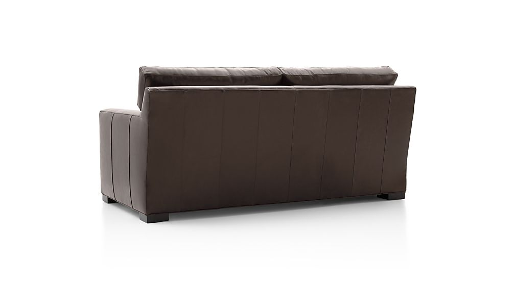 Axis II Leather Full Sleeper Sofa