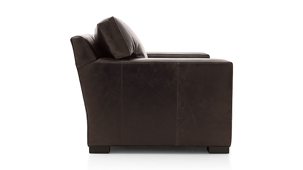 Axis II Leather Chair and a Half