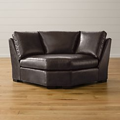 Axis II Leather Wedge