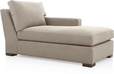 Axis Sectional Sofas Crate And Barrel