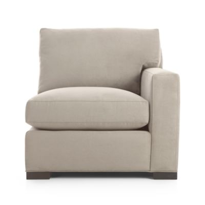 Axis II Right Arm Sectional Chair