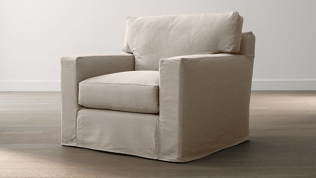 "Slipcover Only for Axis II 40"" Chair"
