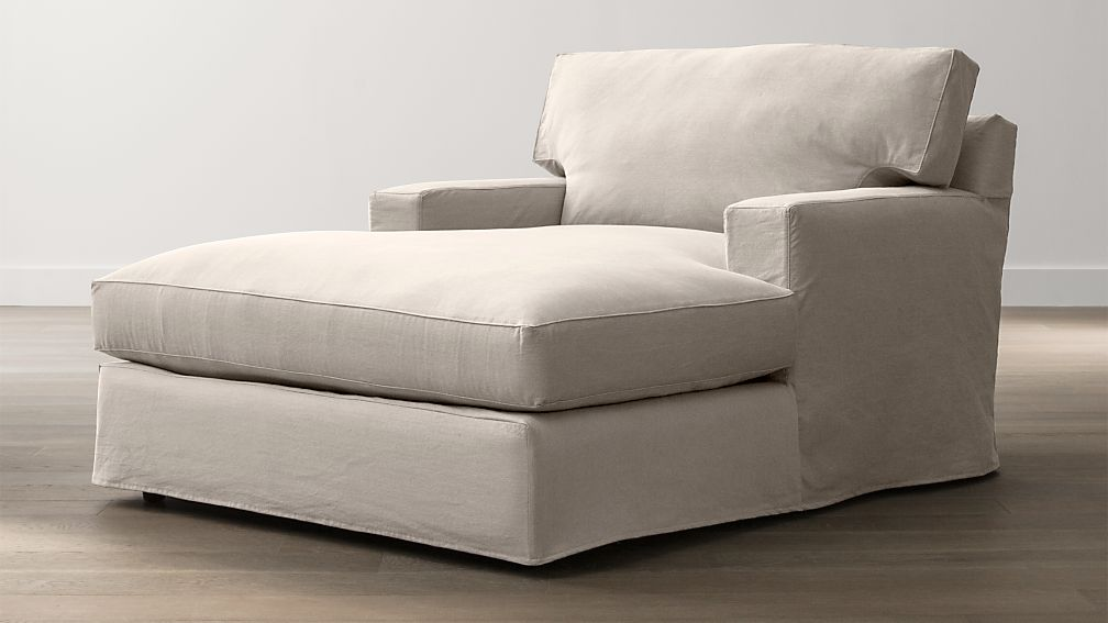Slipcover Only for Axis II Chaise