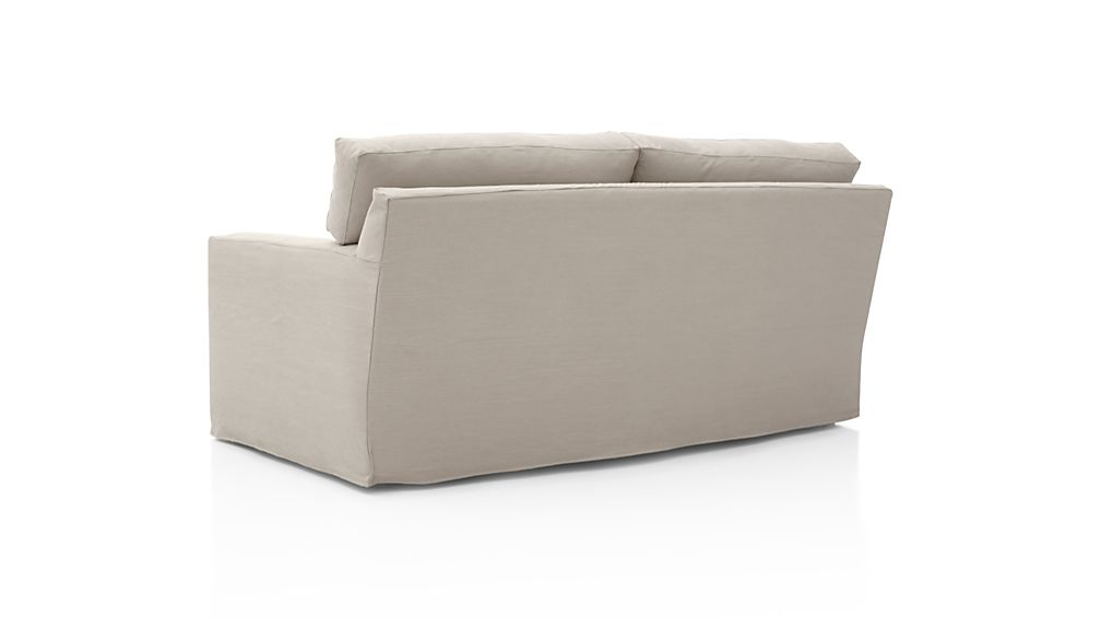 Axis II Slipcovered Full Sleeper Sofa