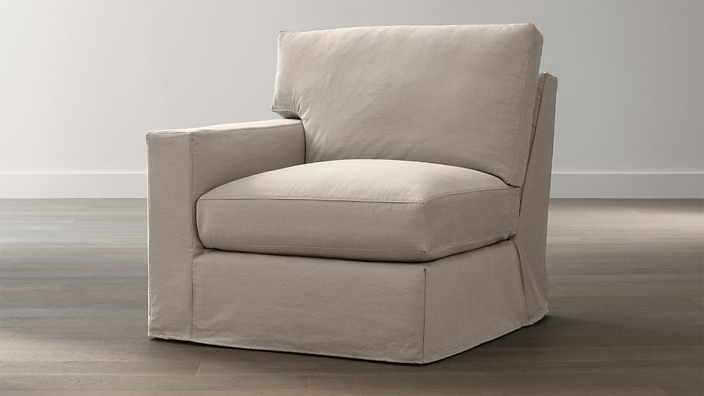 Slipcover Only for Axis II Left Arm Sectional Chair