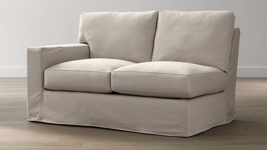 Slipcover Only for Axis II Left Arm Sectional Loveseat