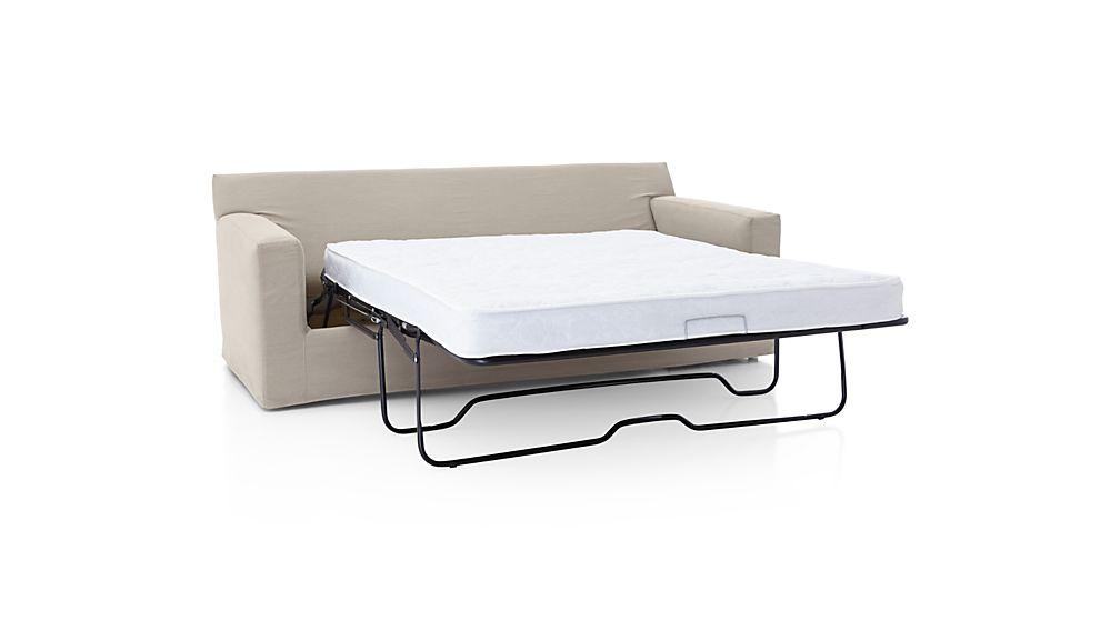 Axis II Slipcovered 2-Seat Queen Sleeper Sofa