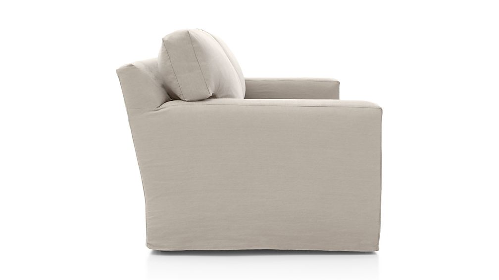 Slipcover Only for Axis II Armless Sectional Full Sleeper Sofa