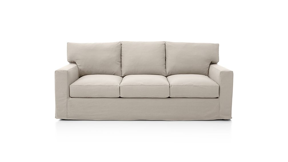 Slipcover Only for Axis II 3-Seat Queen Sleeper Sofa
